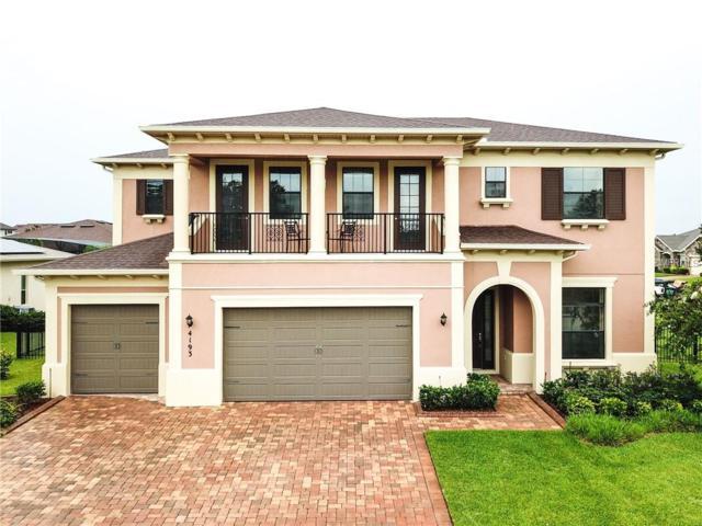 Address Not Published, Clermont, FL 34711 (MLS #O5720404) :: KELLER WILLIAMS CLASSIC VI