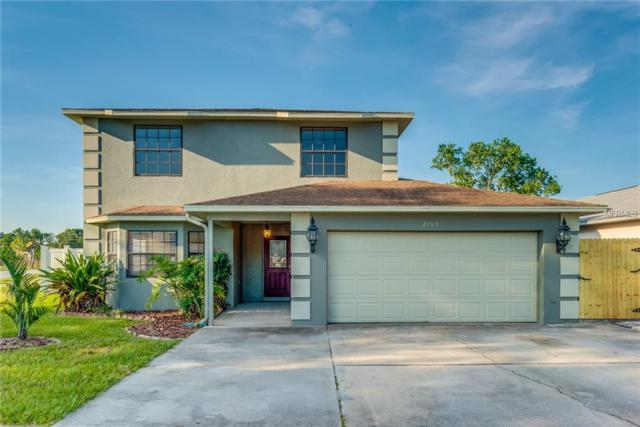 2769 Montego Bay Boulevard, Kissimmee, FL 34746 (MLS #O5720644) :: G World Properties