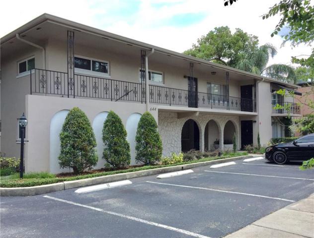 644 N Knowles Avenue #7, Winter Park, FL 32789 (MLS #O5720720) :: GO Realty
