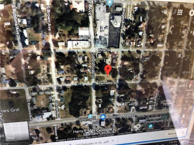 910 Palmetto Street, Titusville, FL 32796 (MLS #O5720722) :: The Duncan Duo Team