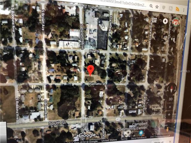 920 Palmetto Street, Titusville, FL 32796 (MLS #O5720730) :: The Duncan Duo Team
