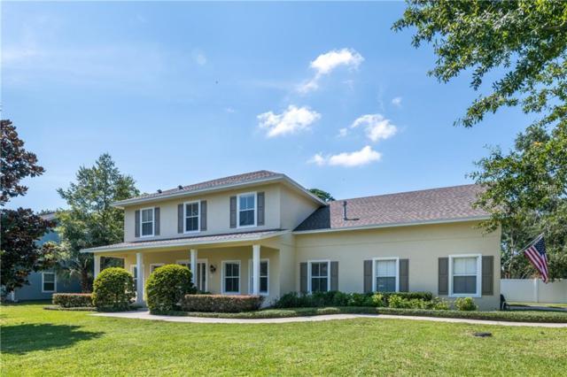 454 Terrace Drive, Oviedo, FL 32765 (MLS #O5720778) :: G World Properties