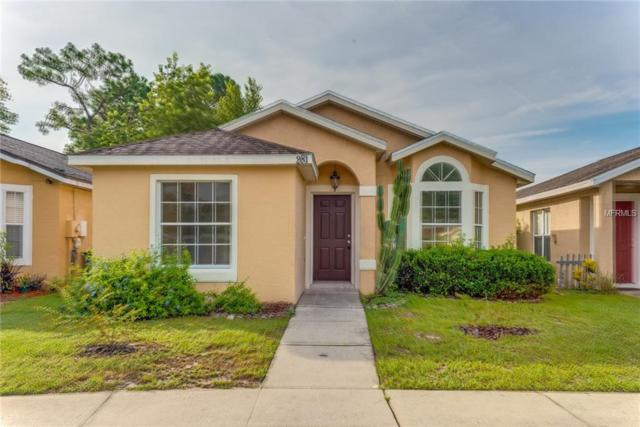 281 N Wilderness Point, Casselberry, FL 32707 (MLS #O5720899) :: The Duncan Duo Team