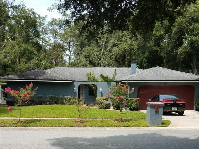 388 Barberry Lane, Altamonte Springs, FL 32714 (MLS #O5720912) :: Premium Properties Real Estate Services