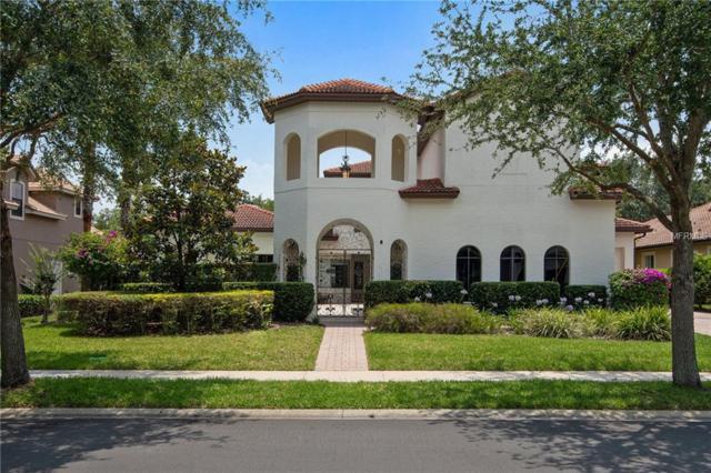 11120 Camden Park Drive, Windermere, FL 34786 (MLS #O5720933) :: G World Properties