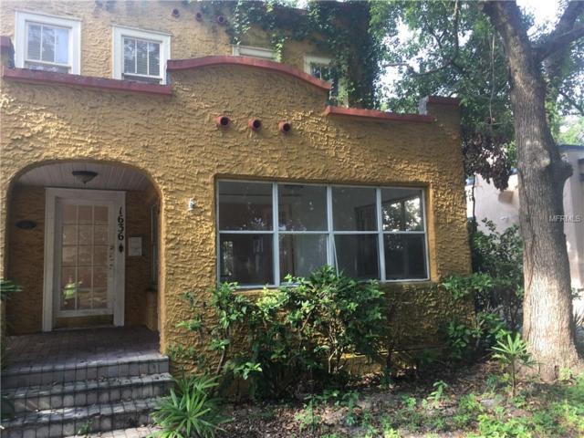 1636 Hillcrest Street, Orlando, FL 32803 (MLS #O5721092) :: The Duncan Duo Team