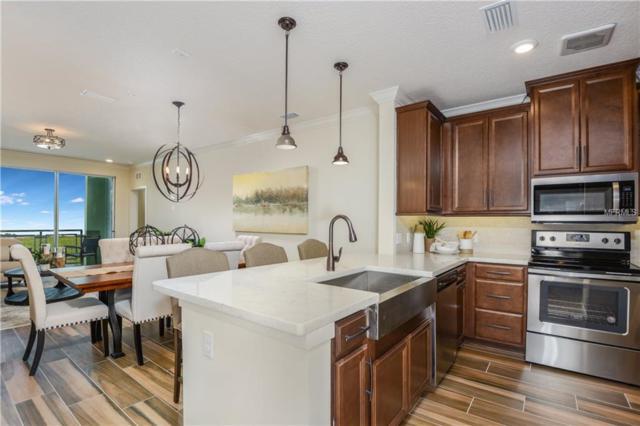 7517 Laureate Boulevard #4401, Orlando, FL 32827 (MLS #O5721643) :: The Light Team