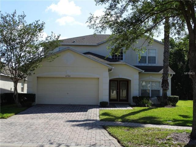 4728 Cumbrian Lakes Dr Drive, Kissimmee, FL 34746 (MLS #O5721700) :: Gate Arty & the Group - Keller Williams Realty