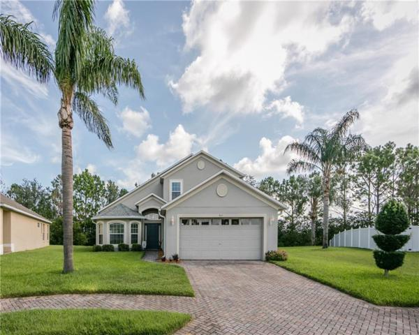 905 Knightsbridge Circle, Davenport, FL 33896 (MLS #O5721761) :: Gate Arty & the Group - Keller Williams Realty