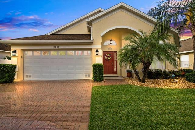 2729 Stanwood Drive, Kissimmee, FL 34743 (MLS #O5721798) :: The Light Team