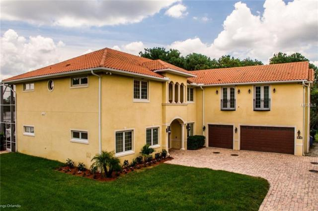 225 Carolyn Drive, Oviedo, FL 32765 (MLS #O5721947) :: Premium Properties Real Estate Services