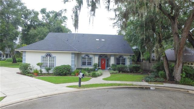 160 Academy Oaks Place, Altamonte Springs, FL 32714 (MLS #O5722308) :: Premium Properties Real Estate Services