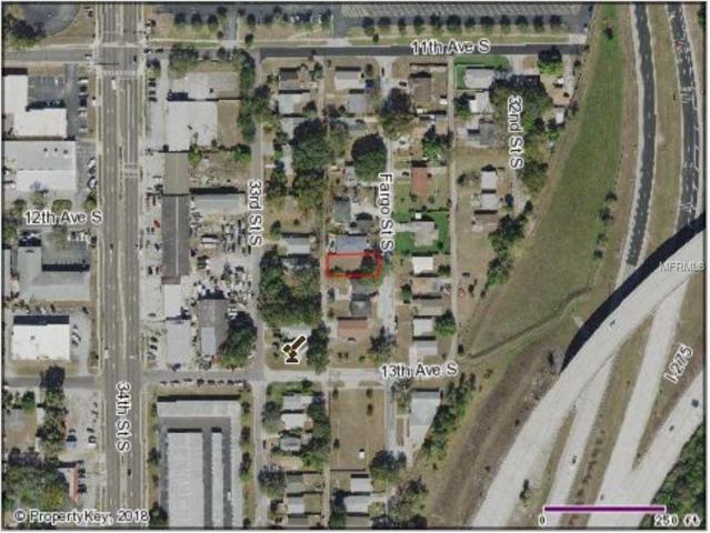 1221 Fargo Street S, St Petersburg, FL 33712 (MLS #O5722362) :: Dalton Wade Real Estate Group