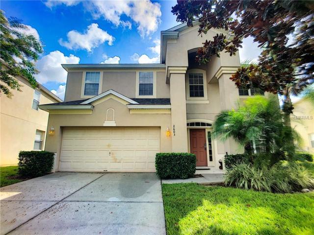 2603 Daulby Street, Kissimmee, FL 34747 (MLS #O5722693) :: The Duncan Duo Team