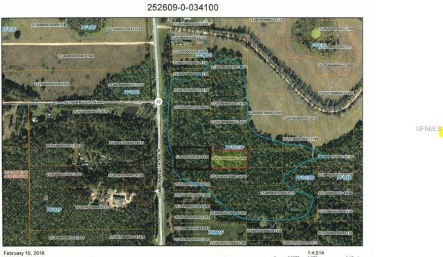 0 Commonwealth Avenue N, Polk City, FL 33868 (MLS #O5722812) :: Premium Properties Real Estate Services