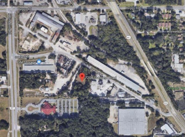 7208 Overland Road, Orlando, FL 32810 (MLS #O5723111) :: The Duncan Duo Team