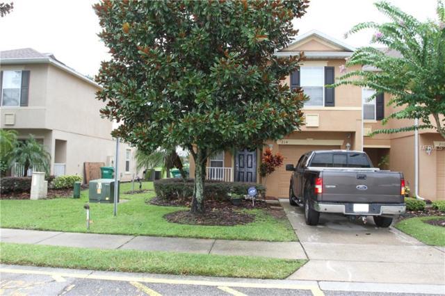 214 Artisan Street J, Orlando, FL 32824 (MLS #O5723703) :: The Duncan Duo Team