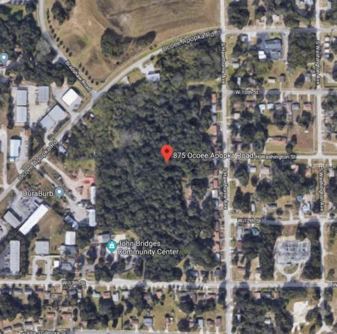 875 Ocoee Apopka Road, Apopka, FL 32703 (MLS #O5724246) :: Mark and Joni Coulter   Better Homes and Gardens