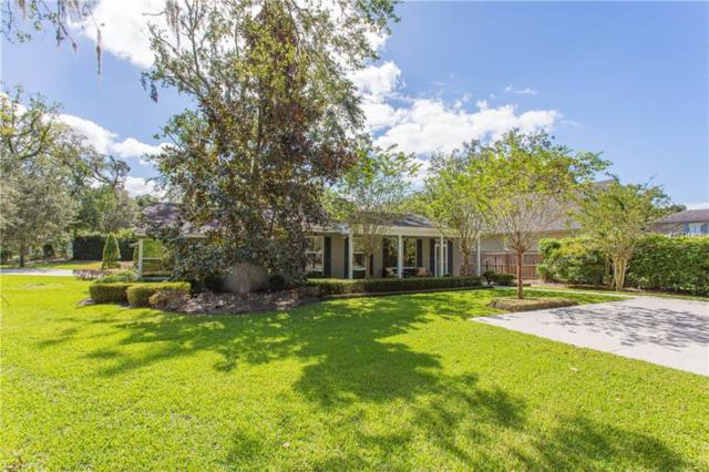 1254 Via Estrella, Winter Park, FL 32789 (MLS #O5724440) :: The Duncan Duo Team