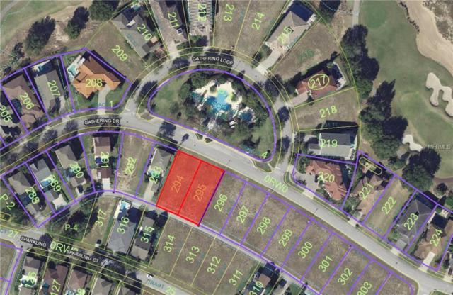 7474 Gathering Drive, Reunion, FL 34747 (MLS #O5724770) :: RE/MAX Realtec Group