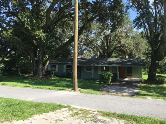 420 Southland Avenue, Bushnell, FL 33513 (MLS #O5725199) :: The Duncan Duo Team