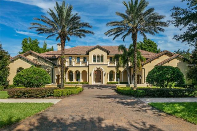 11025 Bridge House Road, Windermere, FL 34786 (MLS #O5725875) :: Bustamante Real Estate