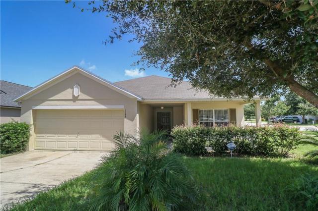 1145 Bluegrass Drive, Groveland, FL 34736 (MLS #O5726342) :: RealTeam Realty