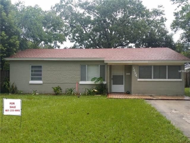 1424 S Lincoln Avenue, Lakeland, FL 33803 (MLS #O5726485) :: The Duncan Duo Team