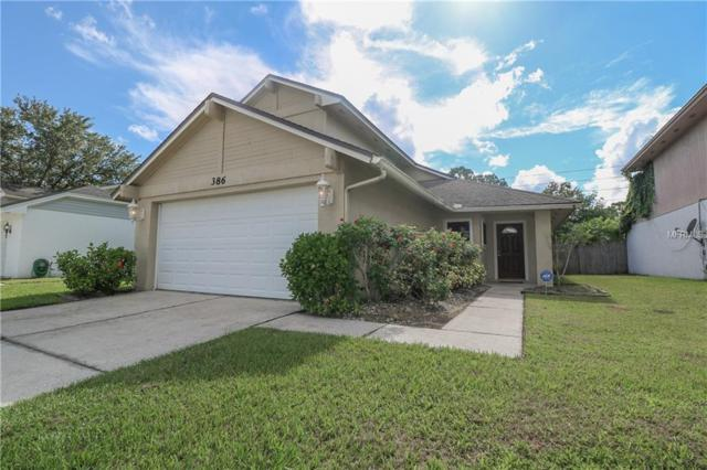 386 Amethyst Court, Lake Mary, FL 32746 (MLS #O5726540) :: Godwin Realty Group
