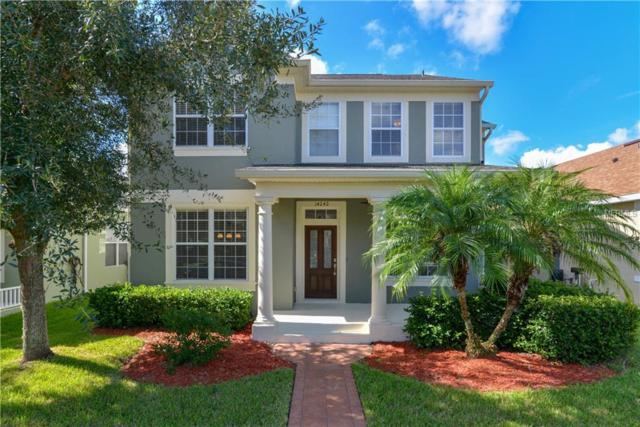 14242 Southern Red Maple Drive, Orlando, FL 32828 (MLS #O5726882) :: The Duncan Duo Team