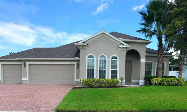 913 Bainbridge Loop, Winter Garden, FL 34787 (MLS #O5726921) :: The Duncan Duo Team