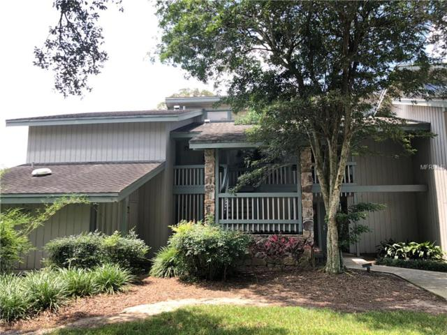 3556 Camelot Drive #6, Haines City, FL 33844 (MLS #O5727402) :: The Duncan Duo Team