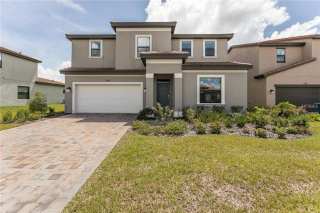 160 Kenny Boulevard, Haines City, FL 33844 (MLS #O5727442) :: The Duncan Duo Team
