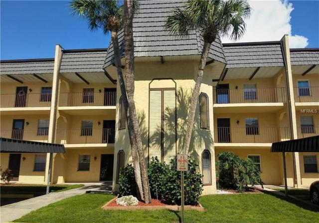 8699 Bardmoor Boulevard #204, Seminole, FL 33777 (MLS #O5727826) :: The Duncan Duo Team