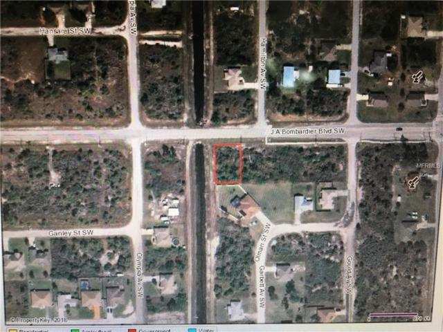 J A Bombardier Boulevard, Palm Bay, FL 32908 (MLS #O5728370) :: The Lockhart Team
