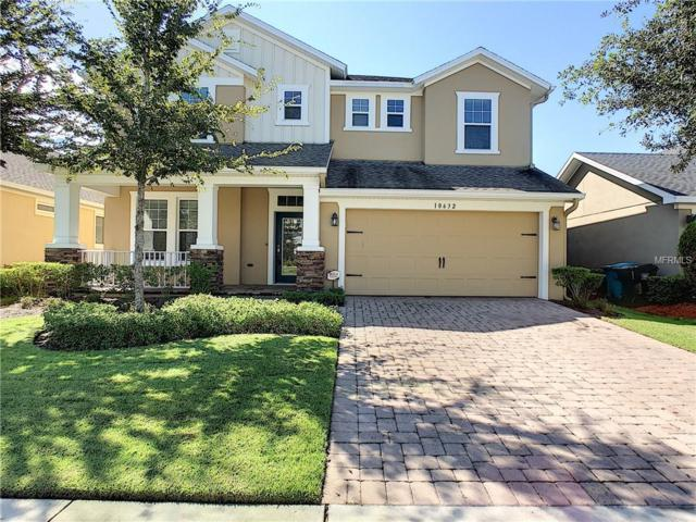 10632 Langefield Street, Orlando, FL 32832 (MLS #O5729784) :: The Light Team