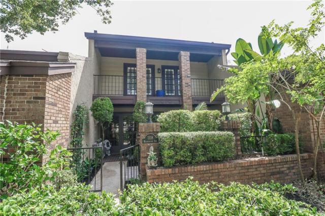 1118 Washington Avenue #5, Winter Park, FL 32789 (MLS #O5730045) :: Cartwright Realty