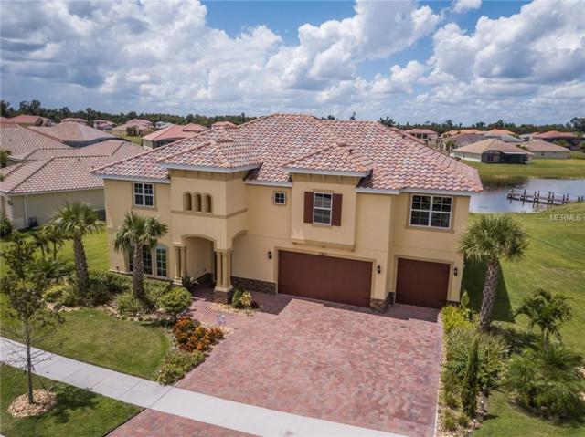 3855 Shoreside Drive, Kissimmee, FL 34746 (MLS #O5730434) :: G World Properties
