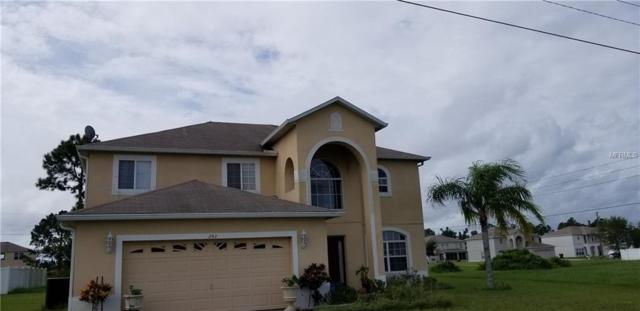 253 Cimarron Drive, Poinciana, FL 34759 (MLS #O5731453) :: The Duncan Duo Team