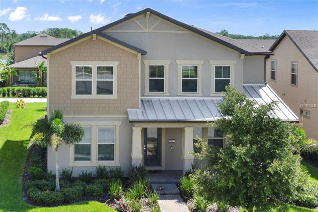 7107 Half Moon Lake Drive, Winter Garden, FL 34787 (MLS #O5731527) :: The Light Team