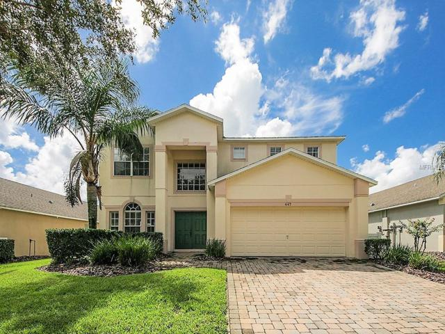 447 Kildrummy Drive, Davenport, FL 33896 (MLS #O5731796) :: The Duncan Duo Team