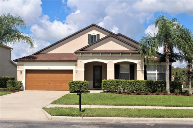 704 Rainfall Drive, Winter Garden, FL 34787 (MLS #O5732069) :: G World Properties