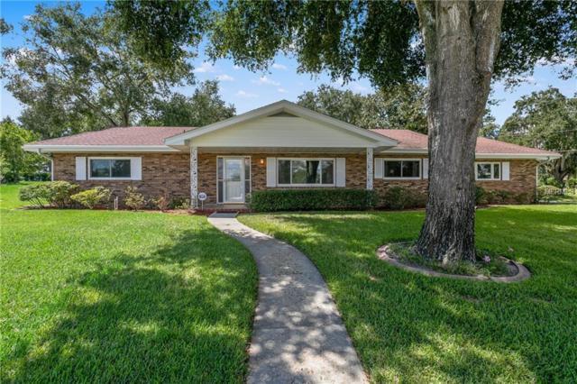 134 W Sunset Street, Groveland, FL 34736 (MLS #O5733034) :: The Duncan Duo Team