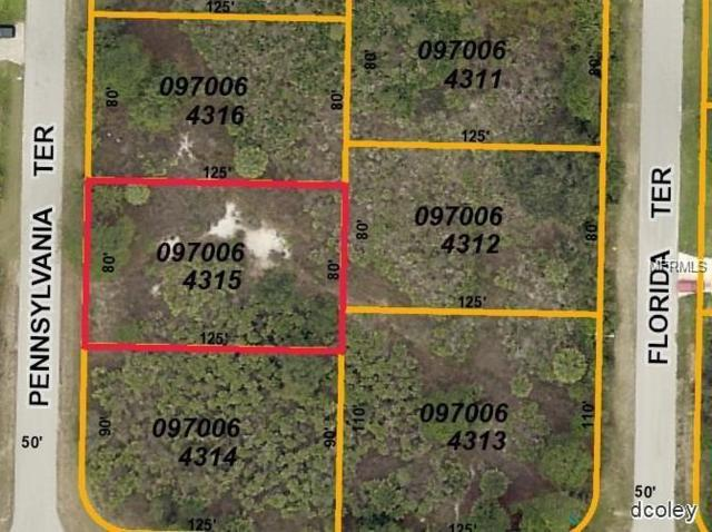 Pennsylvania Ter, North Port, FL 34291 (MLS #O5733249) :: Griffin Group