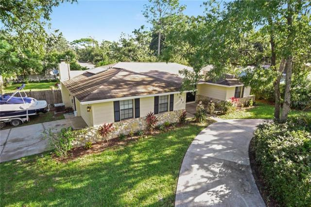 1050 Hobson Street, Longwood, FL 32750 (MLS #O5733592) :: The Light Team