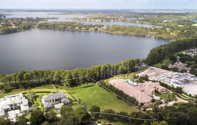 Blanche Cove Drive, Windermere, FL 34786 (MLS #O5733653) :: Mark and Joni Coulter   Better Homes and Gardens