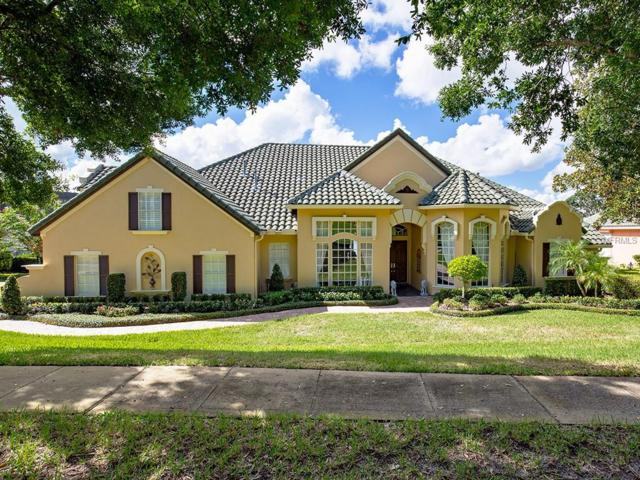 9058 Harbor Isle Drive, Windermere, FL 34786 (MLS #O5733725) :: Bustamante Real Estate