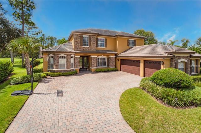 1542 Redwood Grove Terrace, Lake Mary, FL 32746 (MLS #O5733766) :: Premium Properties Real Estate Services