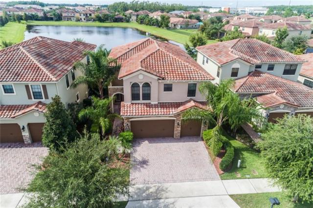 8135 Prestbury Drive, Orlando, FL 32832 (MLS #O5734006) :: The Light Team