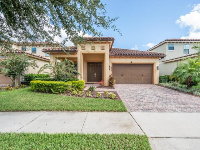 8427 Prestbury Drive, Orlando, FL 32832 (MLS #O5734227) :: The Light Team